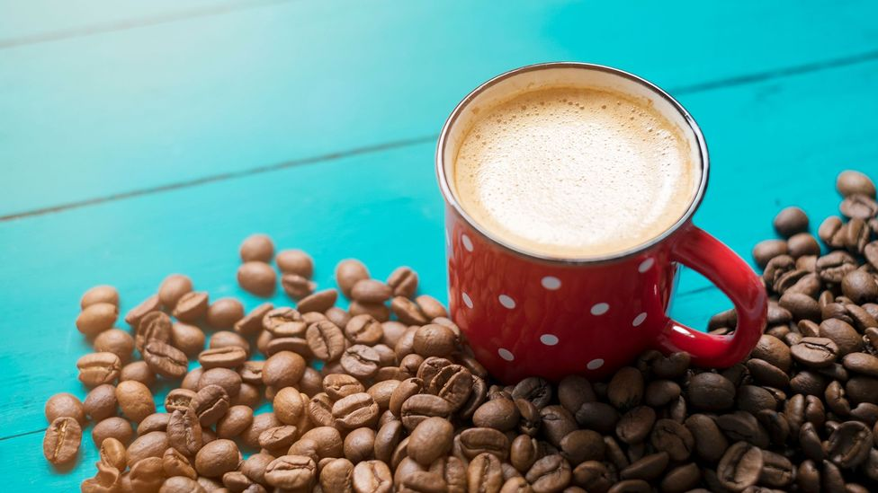 Coffee companies don't usually remove the caffeine themselves - it's done by specialist companies (Credit: Getty Images)