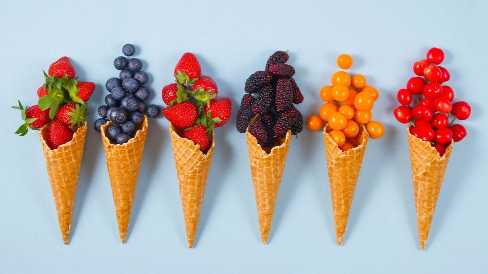 The term 'sugar' includes a broad array of sweeteners, including the fructose naturally found in fruit (Credit: Getty)