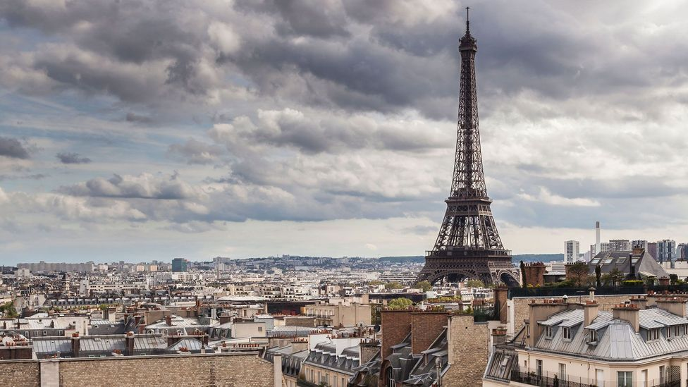 The metric system was necessary to compare industrial and scientific knowledge – such as the height of the Eiffel Tower – at the World's Fairs (Credit: robertharding/Alamy)