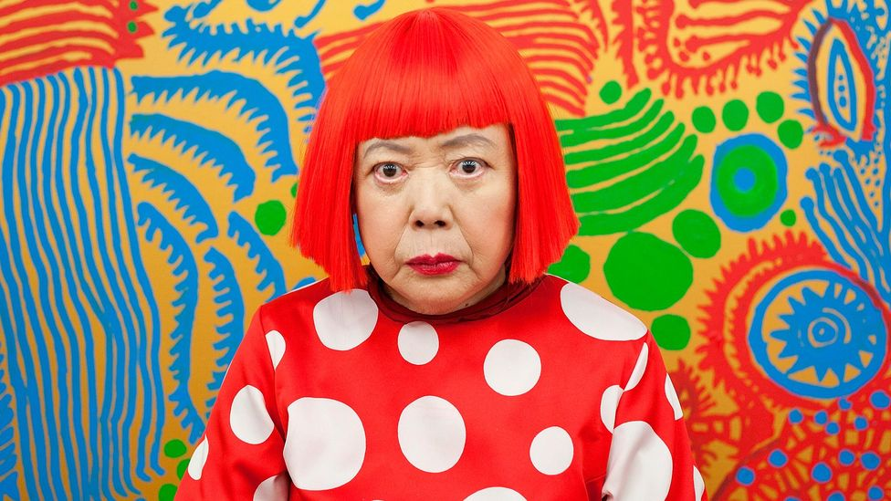 Yayoi Kusama (Credit: Getty)