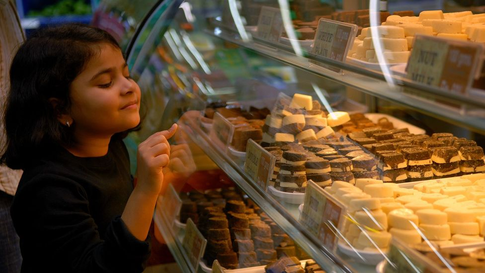 India's demand for chocolate is booming – almost 230,000 tonnes were consumed in 2016, a 50% increase from 2011 (Credit: Getty Images)