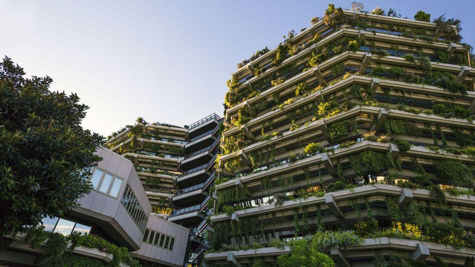 Planeta-DeAgostini head office, a Spanish-Italian publisher in Barcelona (Credit: Getty Images)