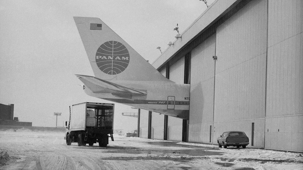 One problem airlines found was that the aircraft was often too big for existing hangars (Credit: Getty Images)