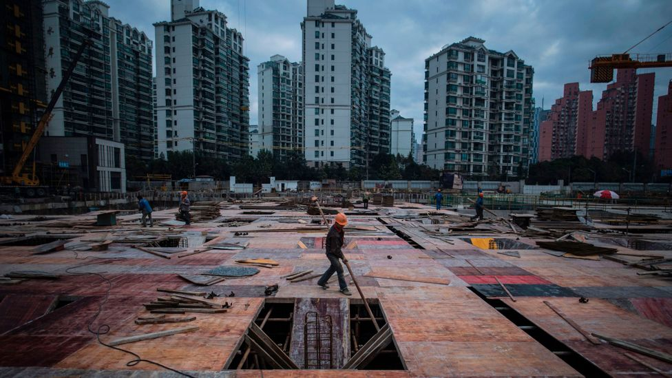 In China the government has set aggressive goals as part of its five-year plan that require 50% of all new urban buildings to be green certified (Credit: Getty Images)
