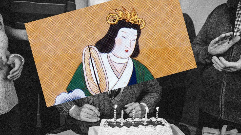 The 6th-Century ruler Empress Suiko, who was Japan's first reigning empress in recorded history, died at 74 years of age (Credit: BBC/Getty)