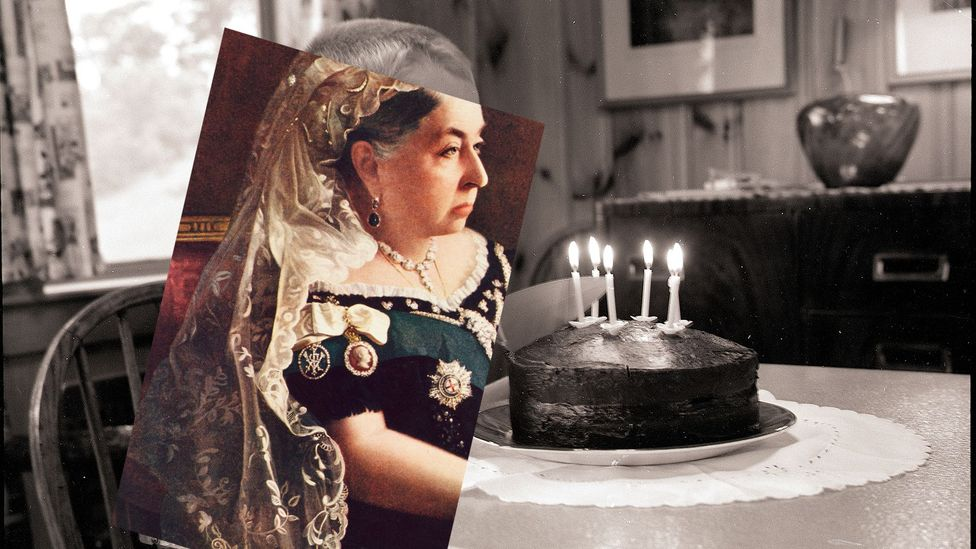 Britain's Queen Victoria died in 1901 at the age of 81. During her reign, a girl could expect to live to about 73 years of age, a boy to 75  (Credit: BBC/Getty)