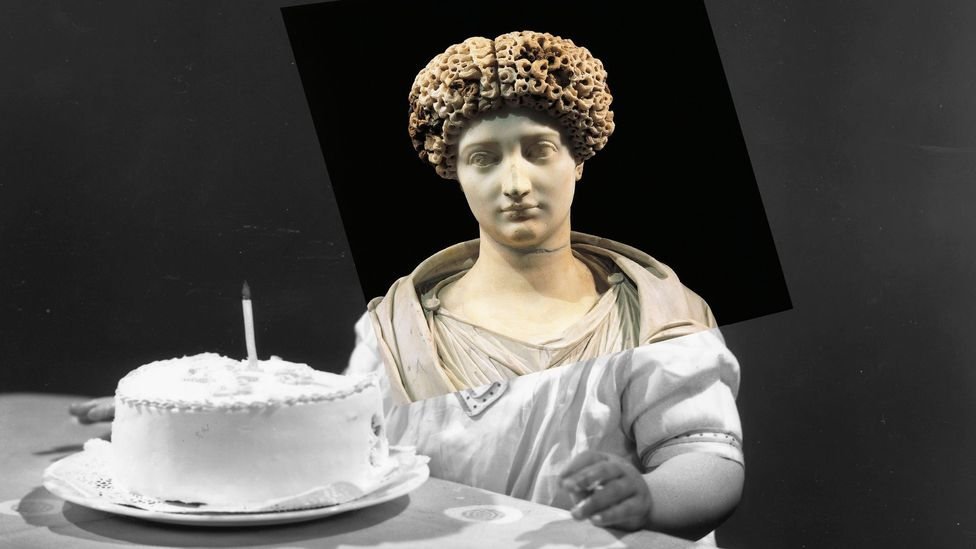 The Roman noble Julia the Elder died in the year 14 at the age of 54, but most sources agree her death was the untimely consequence of exile and imprisonment (Credit: BBC/Getty)