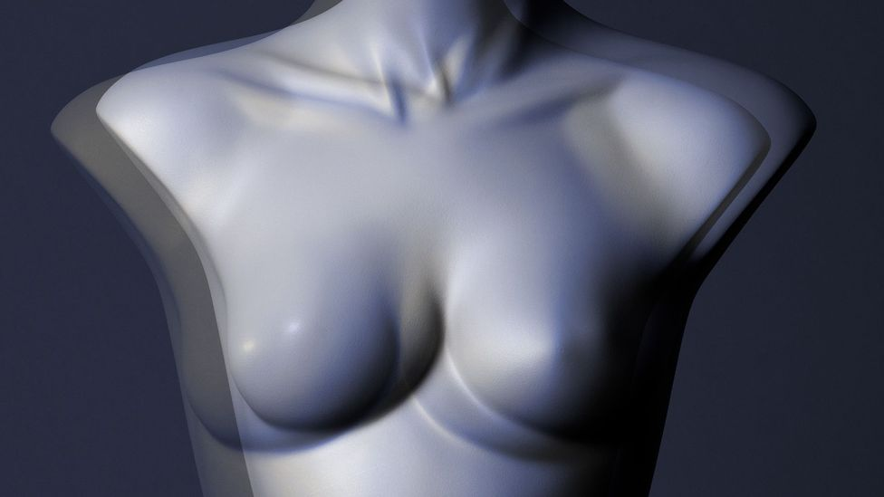 One study found that the pill appears to increase breast size, and not just from water retention (Credit: BBC/Getty)