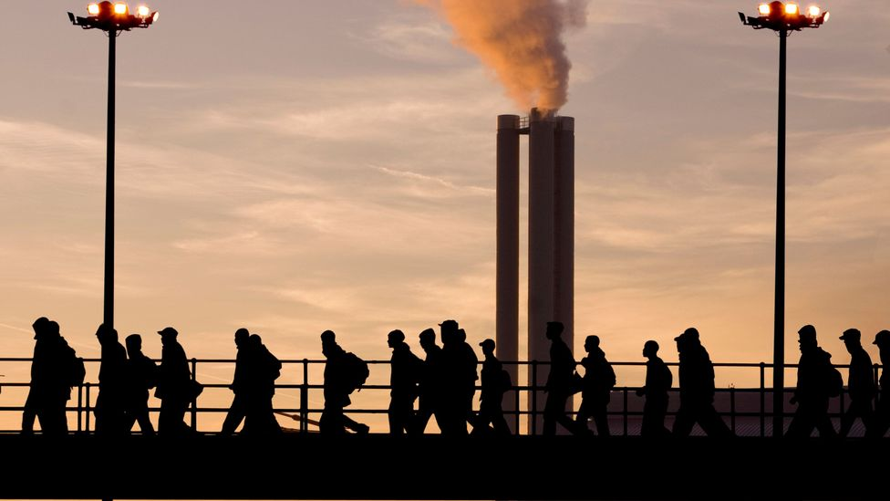 Polluted air outdoor air has been linked to respiratory tract infections, lung cancer and chronic obstructive pulmonary disease (Credit: Getty Images)