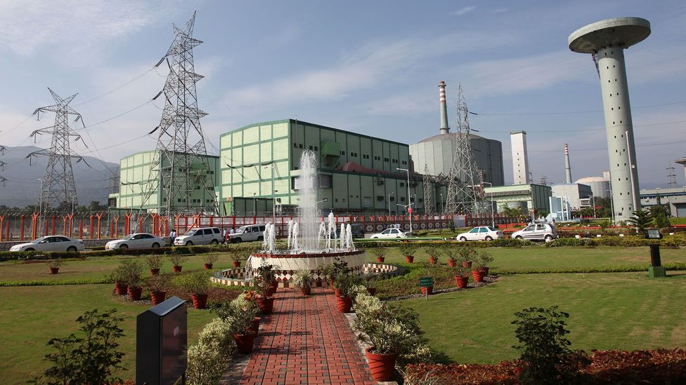 India is pouring vast sums into its nuclear programme, which includes the four heavy water reactors at Kaiga, Karnataka (Credit: Getty Images)