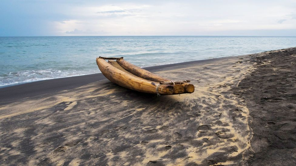 India's beautiful beaches may also hold the secret to its carbon-free future (Credit: Getty Images)