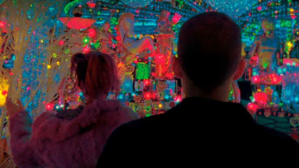 Gaspar Noé has continued to develop the psychedelic style with films such as Enter the Void (2009) (Credit: Alamy)