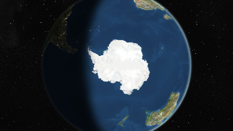 A shadow looms over Antarctica's future (Credit: Getty Images)