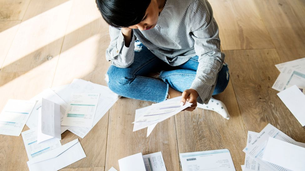 Younger workers in most countries are shouldering bigger student debts than previous generations (Credit: Getty Images)