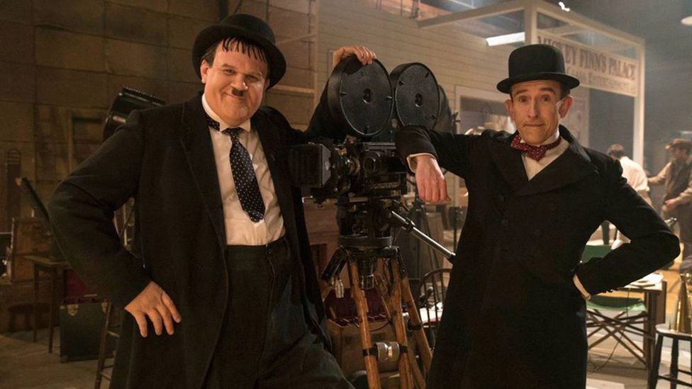 Stan and Ollie (Credit: Sony Pictures Classics)
