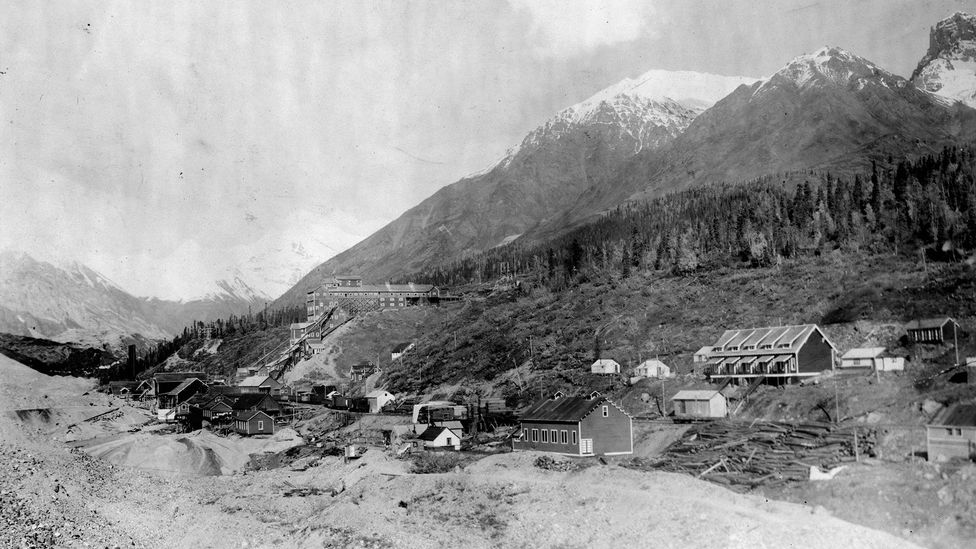 Even some of the most isolated Alaskan settlements were infected, often by trappers or mail teams (Credit: Alamy)