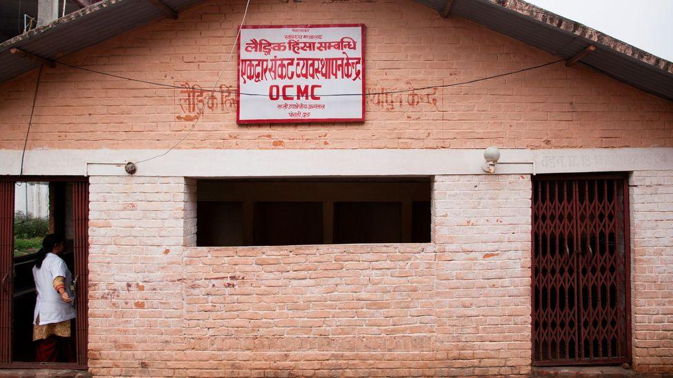 The one-stop crisis management centre at Rapti Sub-Regional Hospital in Ghorahi, Nepal (Credit: Bunu Dhungana)