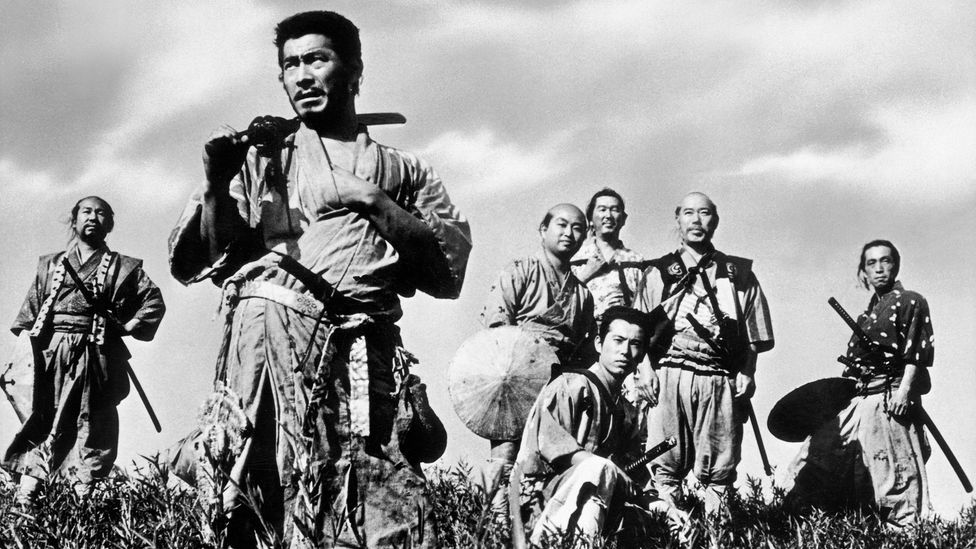 Seven Samurai (Credit: Alamy)