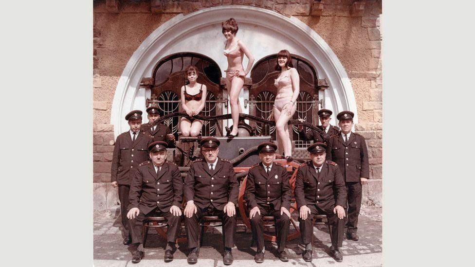 The Firemen's Ball (1967), Miloš Forman –  Czechoslovakia
