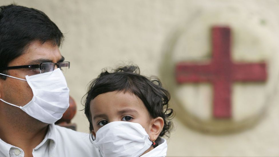 The swine flu of 2009 took fewer lives than any previous pandemic (Credit: Getty Images)