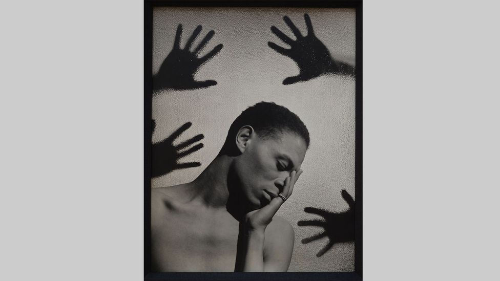 Photographer George Platt Lynes specialised in black-and-white portraits, and was one third of an artistic threesome (Credit: Estate of Geroge Platt Lynes/ Beth Rudin DeWoody)