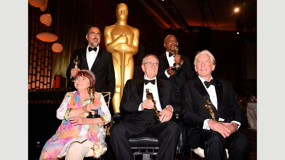 In 2017, Agnès Varda became the first ever female director to receive an honorary Academy Award (Credit: Getty)