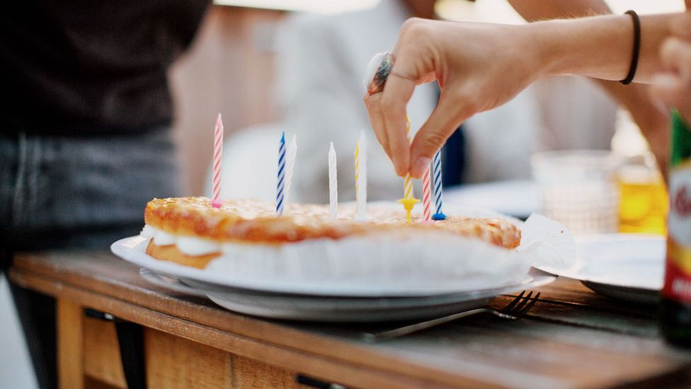 Some patients have developed a real fear of certain foods, refusing even to eat a slice of birthday cake made for them by a family member (Credit: Getty)