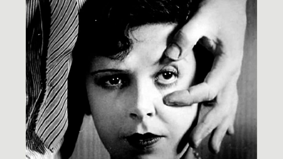 Buñuel's first Surrealist film was Un Chien Andalou, the silent avant-garde shocker he made with Salvador Dalí (Credit: Alamy)