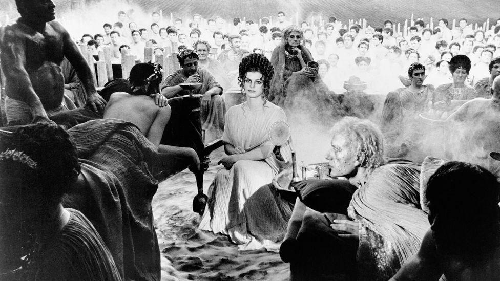 1969's Satyricon was a lysergic pagan magic-carpet ride through Nero's Rome (Credit: Getty Images)