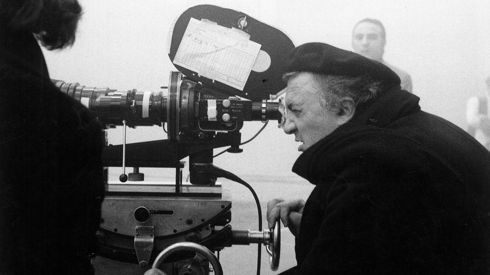 Fellini (Credit: Getty)