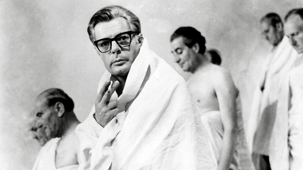 Fellini's 1963 masterpiece 8 1/2 is a touchstone for Martin Scorsese, who rewatches it once a year (Credit: Alamy)