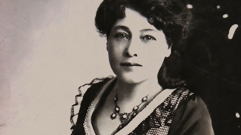 Alice Guy-Blaché was not only the first female director, but the first ever director of a narrative film (Credit: Getty)