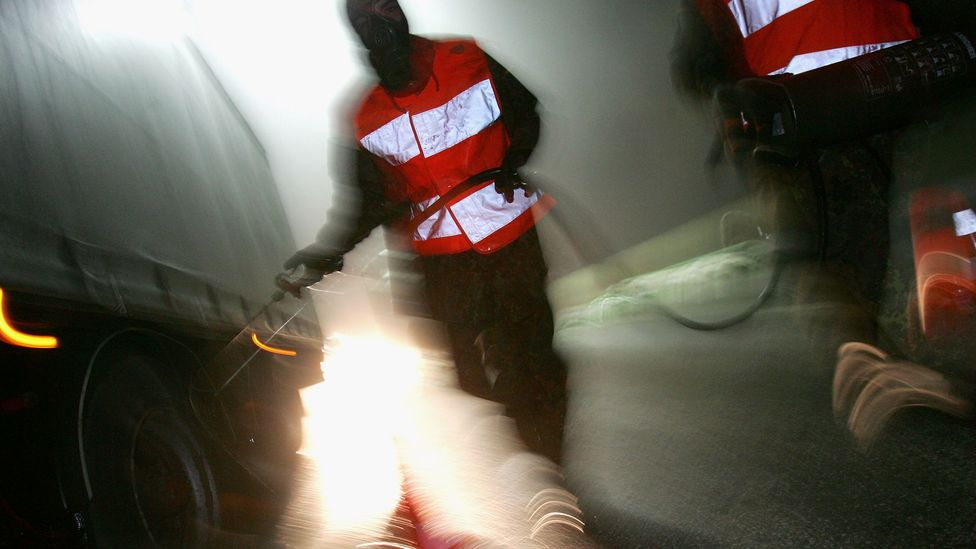 Governments would need to marshal huge resources to try to quell outbreaks (Credit: Getty Images)