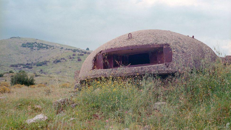 Albanian bunker (Credit: Stephen Dowling)