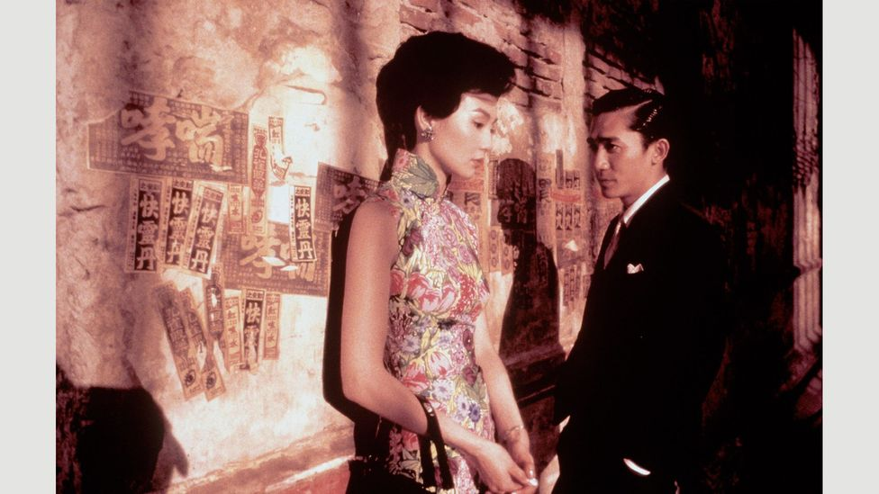 Wong has created an enigmatic cinematic world with films such as In the Mood for Love (Credit: Getty)