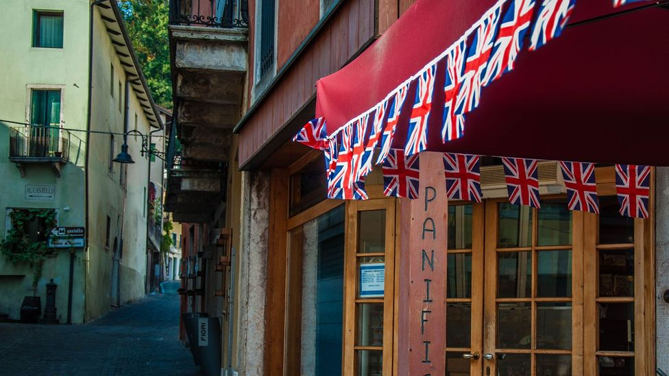 British Day Schio is an annual celebration during which the residents of Schio, Italy, declare themselves British (Credit: Rossi Thomson)