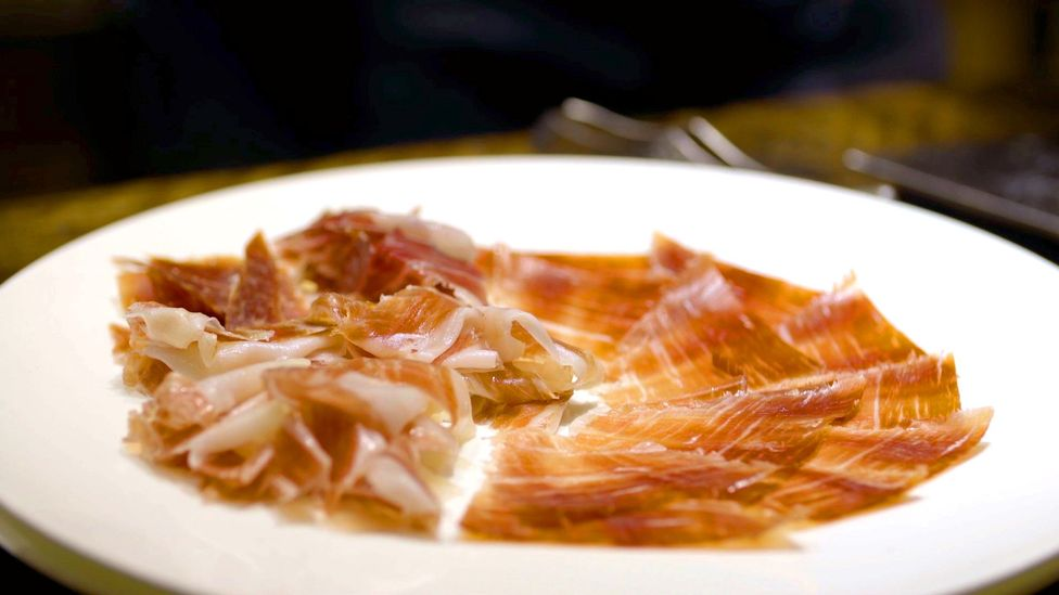Jamón has been consumed on the Iberian Peninsula for at least 2,000 years (Credit: Max Duncan)