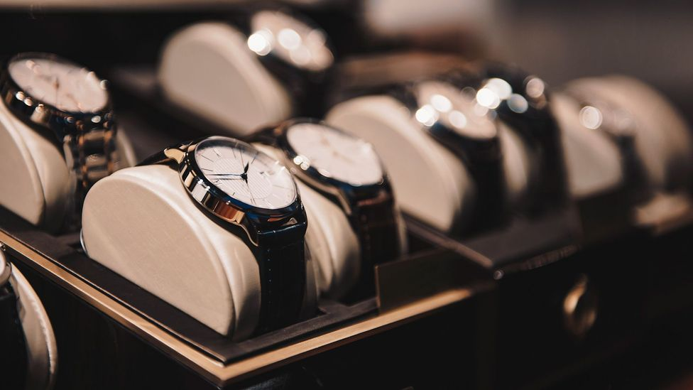 When salespeople thought that a customer was overweight, they recommended her rounder watches (Credit: Getty)