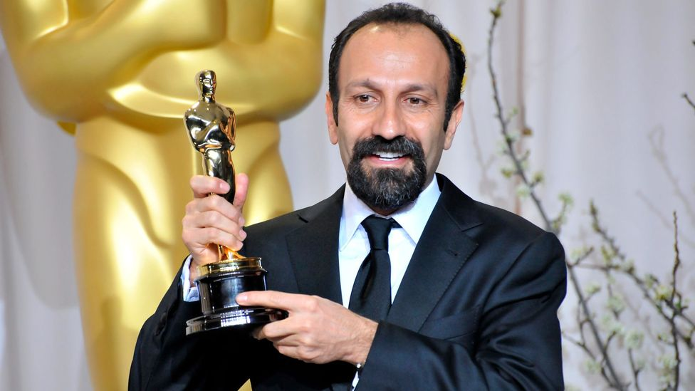 Asghar Farhadi's theatre background colours his films, which are deeply dramatic – he won the best foreign-language film Oscar in 2012 for A Separation (Credit: Getty)