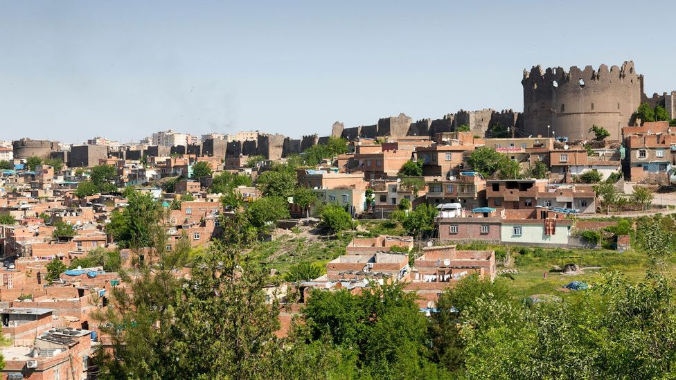 The city of Diyarbakır is regarded as the capital of Turkish Kurdistan (Credit: B.O'Kane/Alamy)
