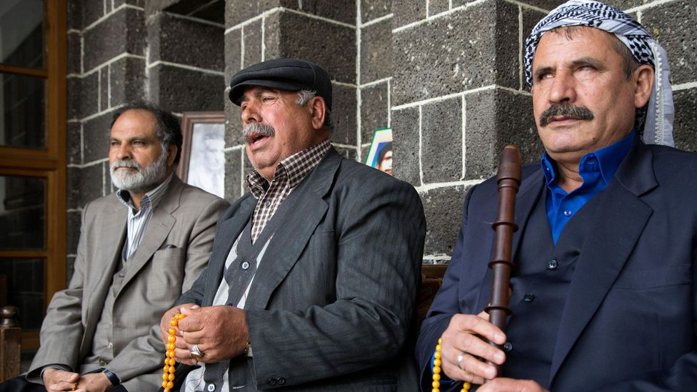 At Mala Dengbêjan in Diyarbakır, dengbêj singers keep Kurdish history and legends alive (Credit: umut kacar/Alamy)