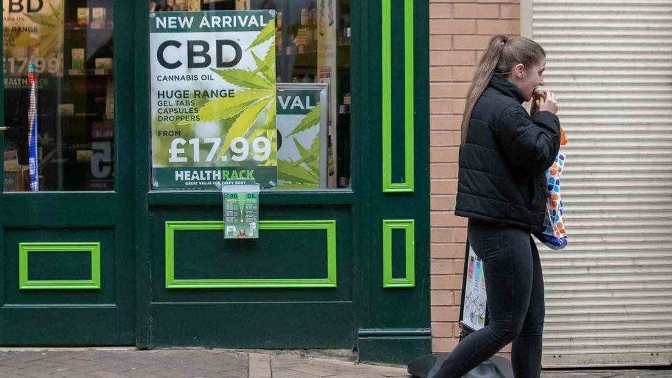 A CBD research group estimates a rise in popularity so dramatic that the cannabidiol industry will be worth $22bn by 2022 (Credit: Alamy)