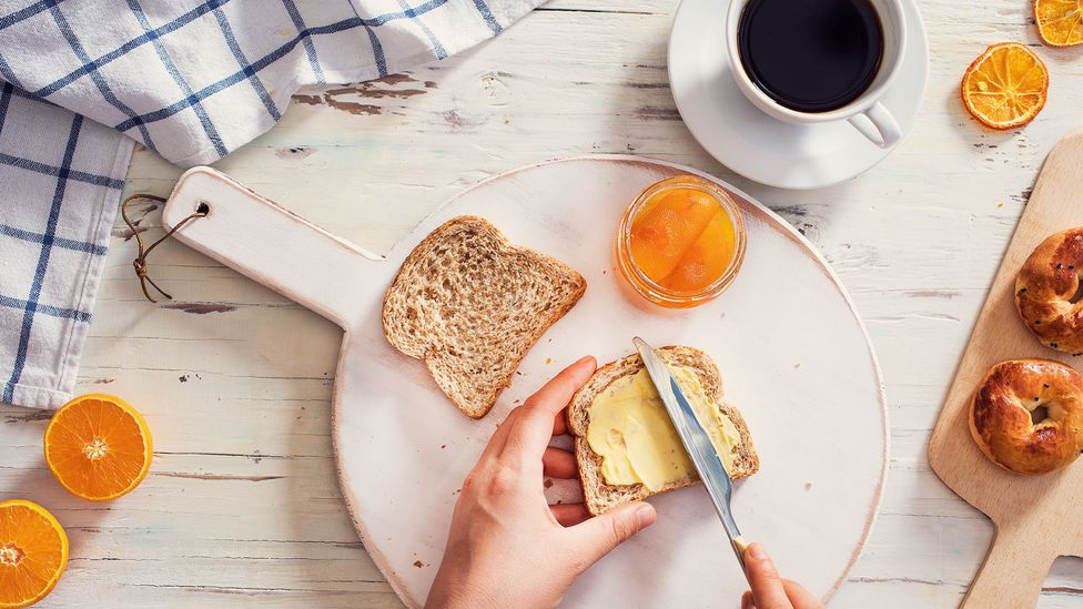 It's true that eating a balanced breakfast helps restore our energy after a night's fast (Credit: Getty)