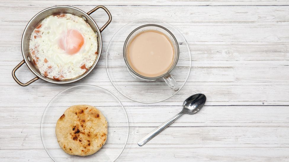 High-protein breakfasts help reduce food cravings later in the day (Credit: Getty)