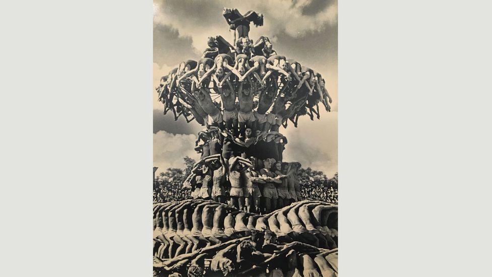 Lev Borodulin, Pyramid, Moscow, 1954 (Credit: Copyright the artist courtesy Atlas Gallery)