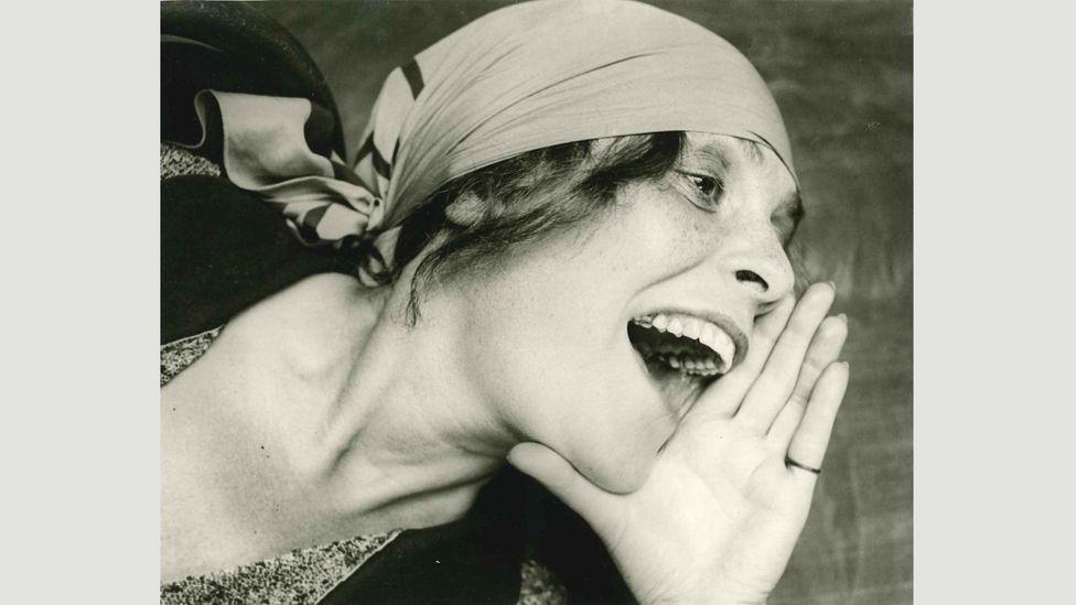 Alexander Rodchenko, Lily Brik, 1926 (Credit: Copyright the artist courtesy Atlas Gallery)