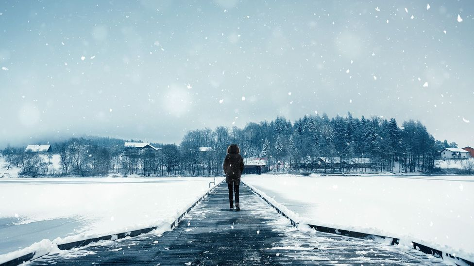 Up to almost 10% of people in the northern hemisphere are affected by SAD (Credit: Getty)