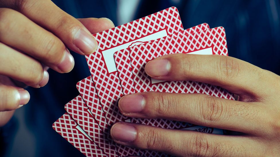 Depressed people tend to be more risk-averse – and worse at games that involve potential rewards (Credit: Getty)