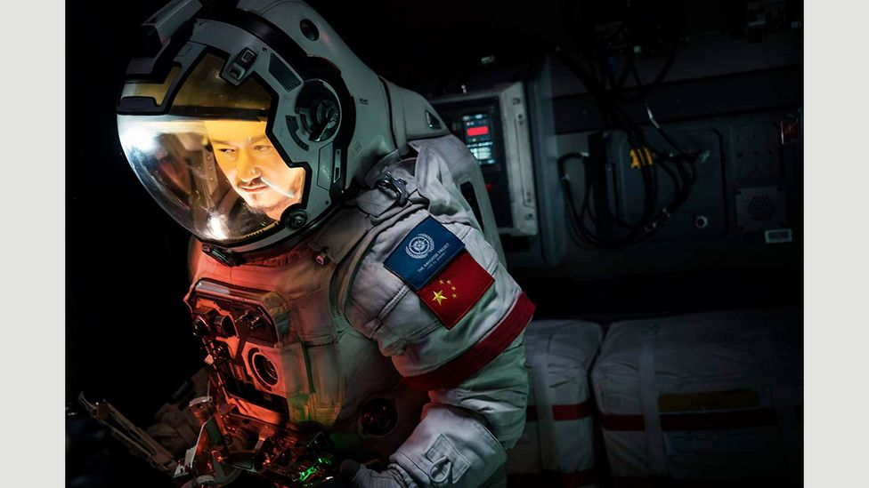 Due to be released in February 2019, The Wandering Earth follows astronauts looking for a new planet for humans after scientists discover the sun is going to incinerate Earth