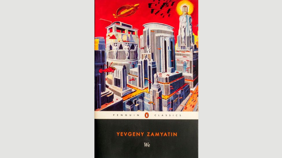 Weis the grandfather of the satirical futuristic dystopian genre: George Orwell was reported as saying it was the model for his novel Nineteen Eighty-Four (Credit: Alamy)